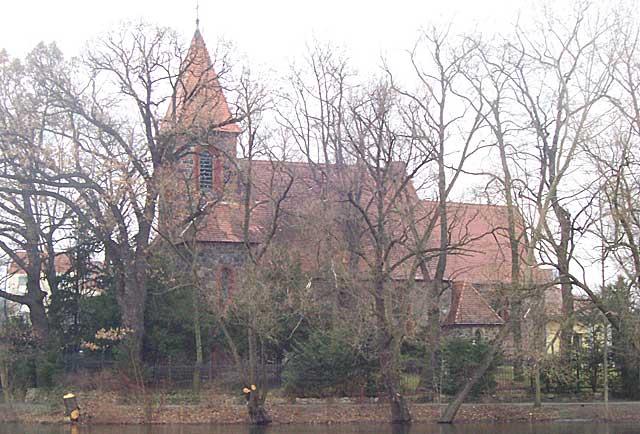 Dorfkirche Britz